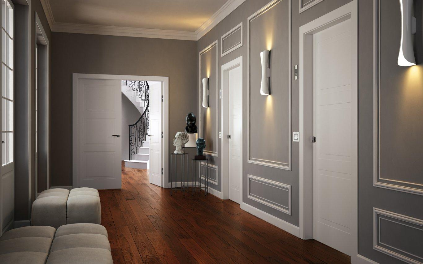 Infissi rinaldi porte in stile neoclassico scalea for Arredamento neoclassico